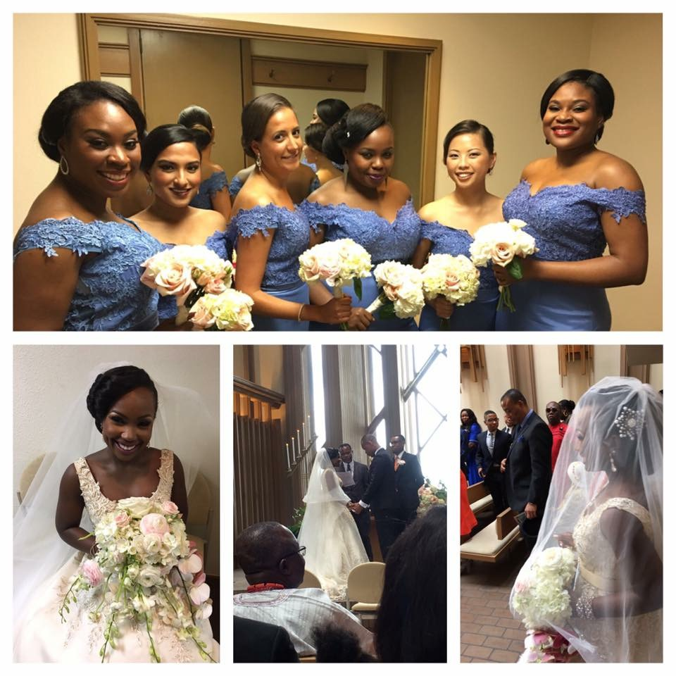 Wedding Planner Dallas: Ijeoma And Godfrey Wedding By Your Events Decor At
